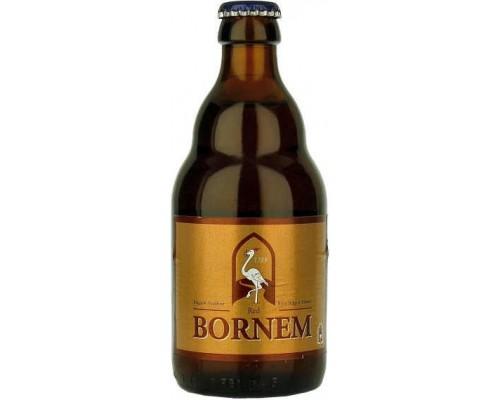 Пиво Bornem Red 0.33 л