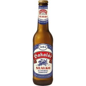 Пиво Bakalar Nealko Za Studena Chmeleny 0.33 л