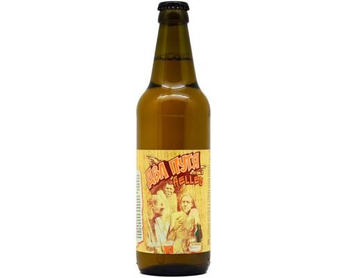 Пиво Два Путя Светлое 0.5 л