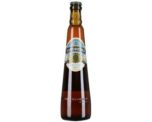 Пиво Хамовники Мюнхенское 0.47 л