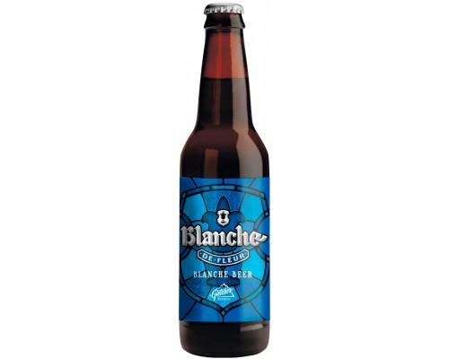 Пиво Gletcher Blanche De Fleur 0.5 л