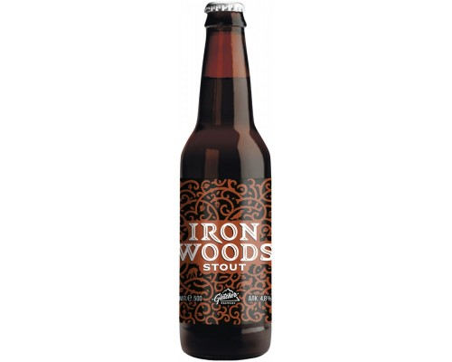 Пиво Gletcher Iron Woods 0.5 л