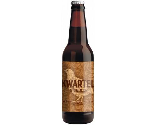 Пиво Gletcher Kwartel Blond 0.5 л
