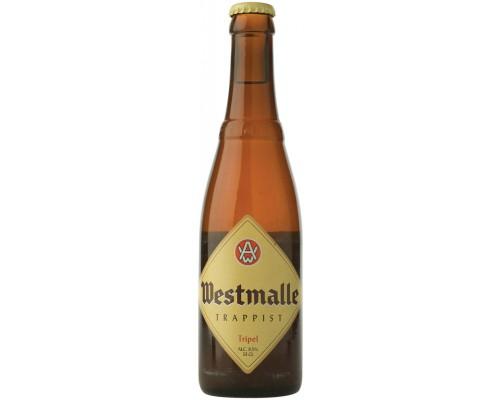 Пиво Westmalle Trappist Tripel 0.33 л