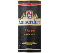 Пиво Kaiserdom Dark Lager in can 1 л