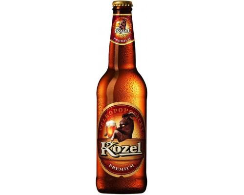 Пиво Велкопоповицкий Козел Премиум 0.5 л