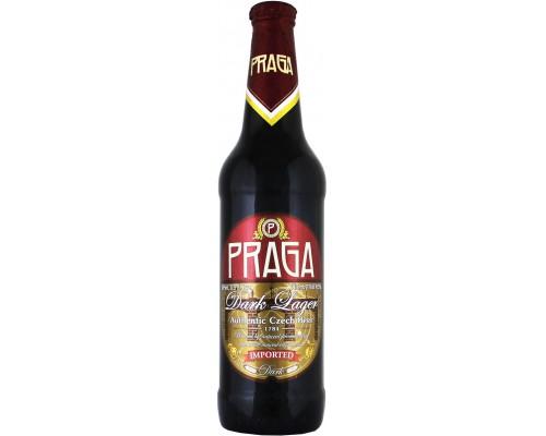 Пиво Praga Dark Lager 0.5 л