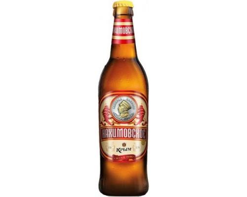 Пиво Нахимовское 0.5 л