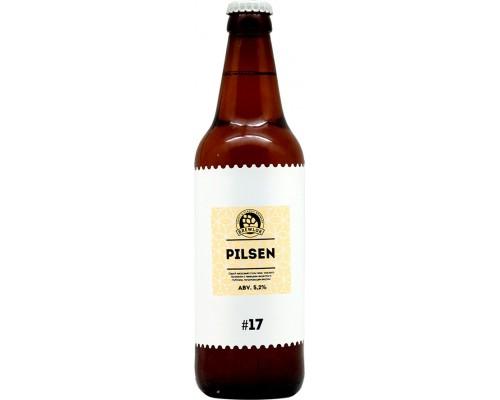 Пиво Brewlok Pilsen #17 0.5 л