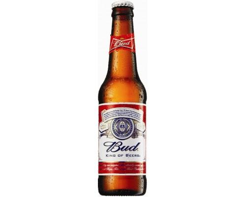 Пиво Bud 0.47 л