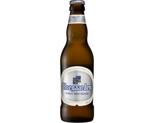 Пиво Hoegaarden Blanche 0.47 л