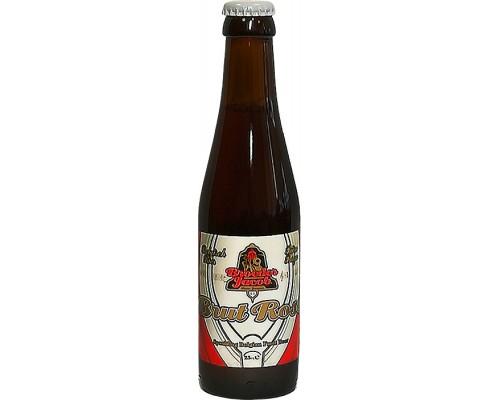 Пиво Broeder Jacob Brut Rose 250 мл