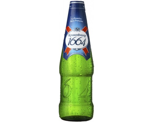 Пиво Кроненбург 1664 0.46 л