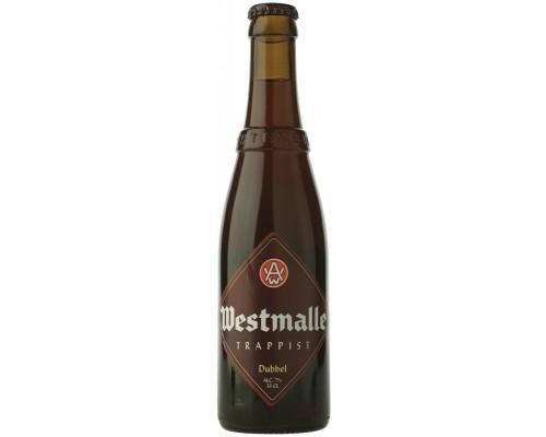 Пиво Westmalle Trappist Dubbel 0.33 л