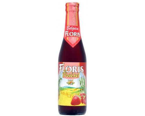 Пиво Floris Fraise 0.33 л