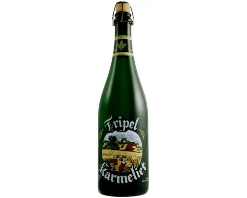 Пиво Bosteels Tripel Karmeliet 0.75 л