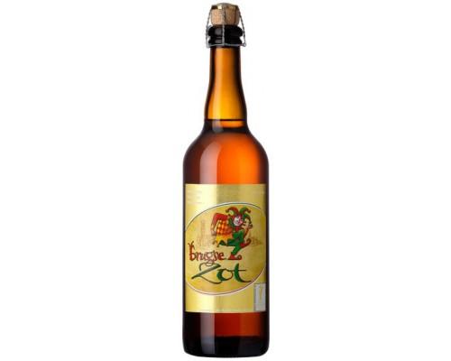 Пиво Brugse Zot Blond 0.75 л