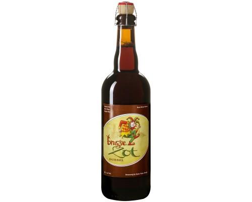 Пиво Brugse Zot Dubbel 0.75 л