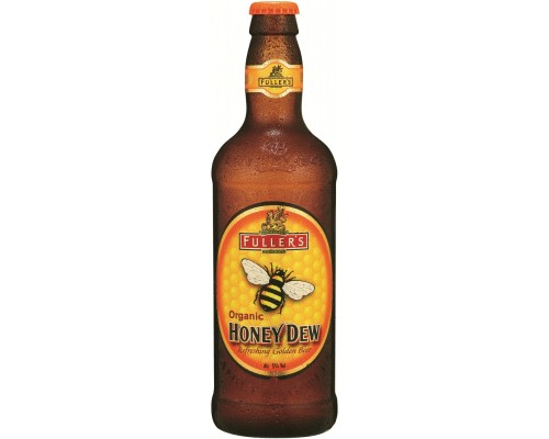 Пиво Fuller's Organic Honey Dew 0.5 л