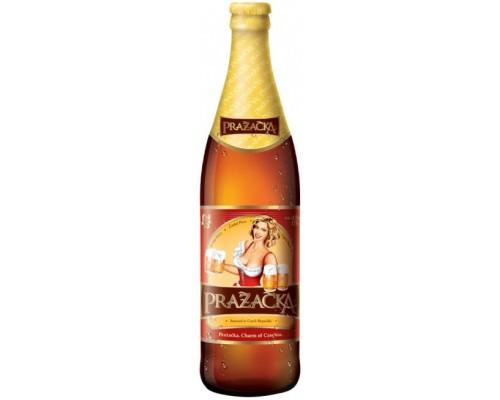Пиво Prazacka Svetle 0.5 л