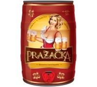 Пиво Prazacka Svetle mini keg 5 л