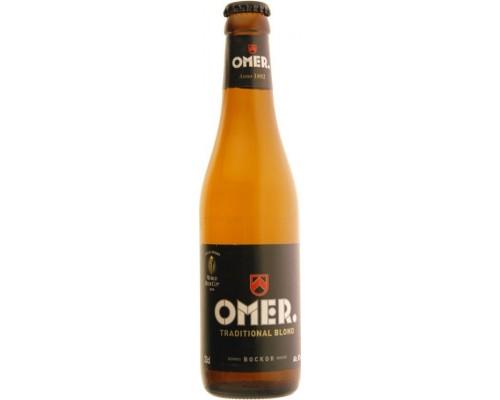 Пиво Bockor Omer Traditional Blond 0.33 л