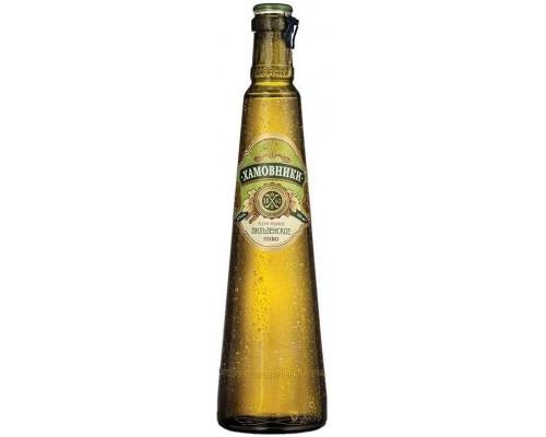 Пиво Хамовники Пильзенское 0.47 л