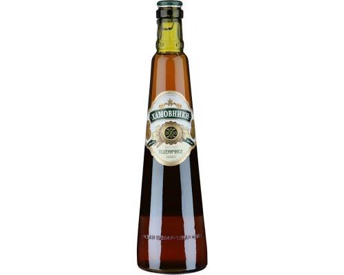 Пиво Хамовники Пшеничное 0.47 л