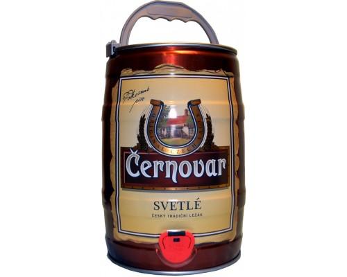 Пиво Cernovar Svetle mini keg 5 л