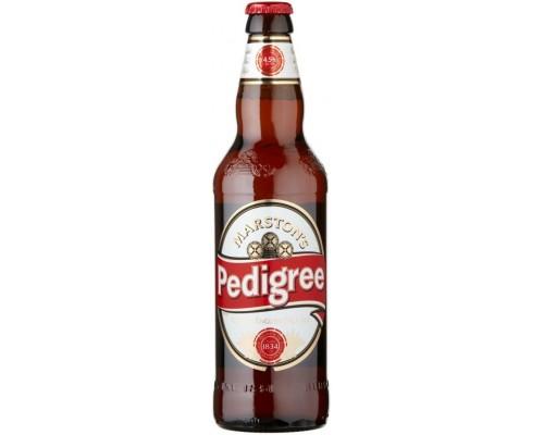 Пиво Marston's Pedigree 0.5 л