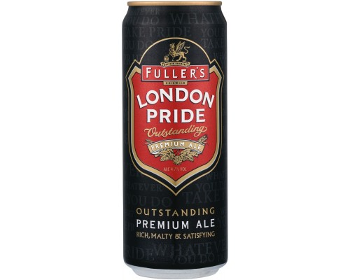 Пиво Fuller's London Pride in can 0.5 л