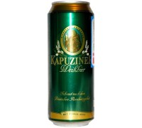 Пиво Kapuziner Weissbier in can 0.5 л