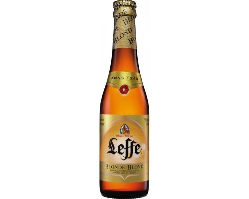 Пиво Leffe Blonde 0.33 л
