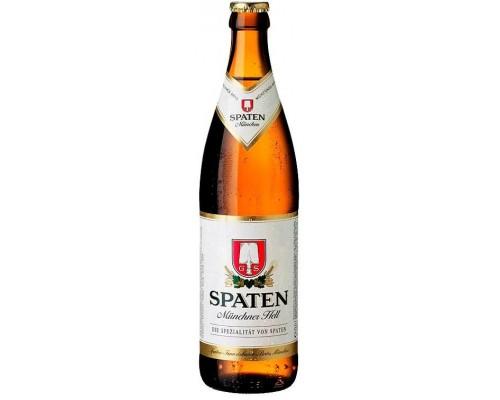 Пиво Spaten Munchen Hell 0.5 л