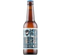 Пиво BrewDog Punk IPA 0.33 л