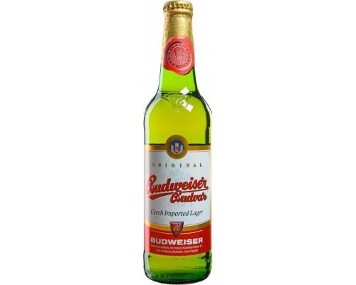 Пиво Budweiser Budvar Svetly Lezak 0.5 л
