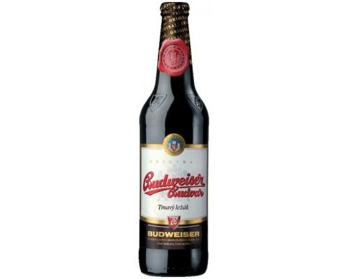 Пиво Budweiser Budvar Tmavy Lezak 0.5 л