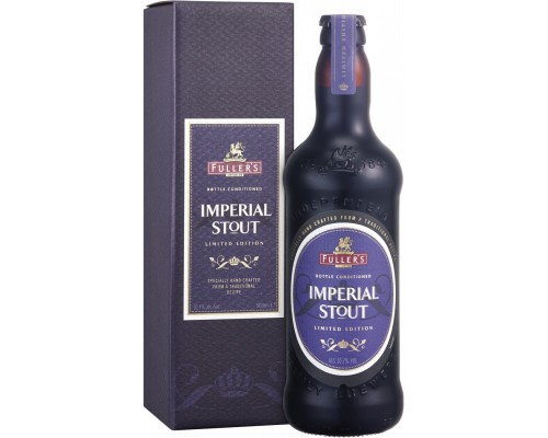 Пиво Fuller's Imperial Stout in gift box 0.5 л