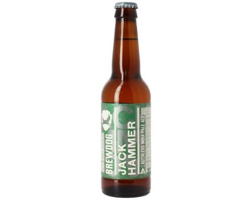 Пиво BrewDog Jack Hammer 0.33 л