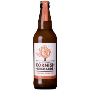 Cornish Orchards Alcoholic Ginger Beer 0.5 л
