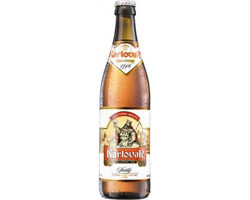 Пиво Karlovar Svetly 0.5 л