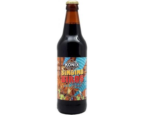 Пиво Коникс Бревери Поющие Птицы Оатмил Стаут 0.5 л