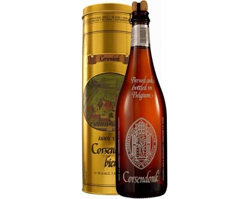 Пиво Corsendonk Agnus Tripel in tube 0.75 л