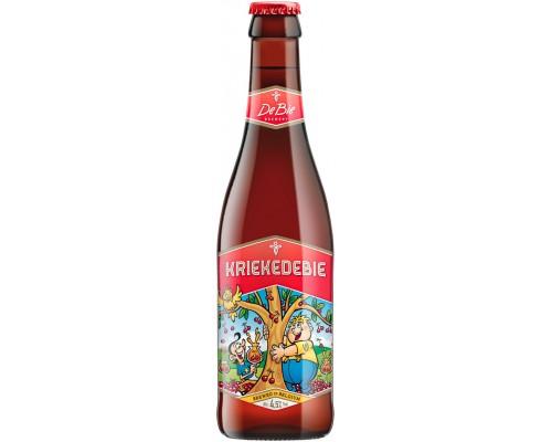 Пиво De Bie Kriekedebie 0.33 л