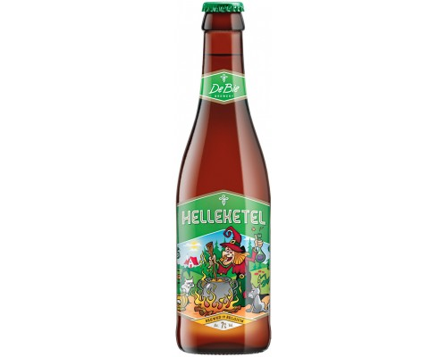 Пиво De Bie Helleketel 0.33 л