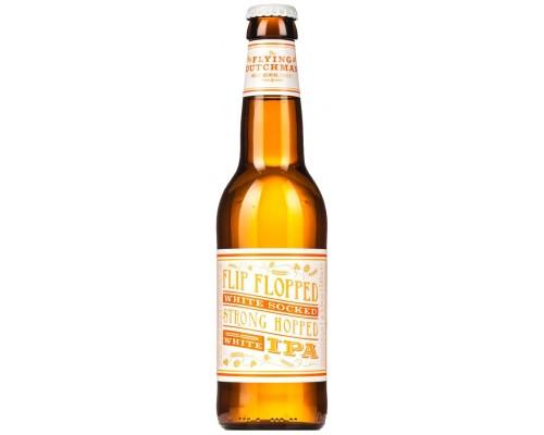 Пиво Flying Dutchman Flip Flopped White Socked Strong Hopped White IPA 0.33 л