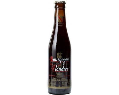 Пиво Bourgogne des Flandres Brune 0.33 л