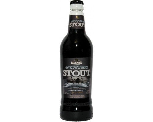 Пиво Belhaven Scottish Stout 0.5 л