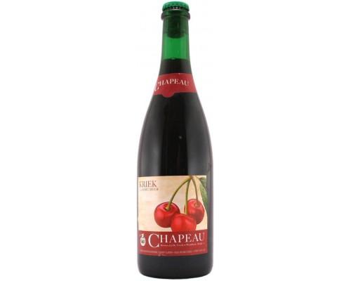 Пиво Chapeau Kriek Lambic 375 мл