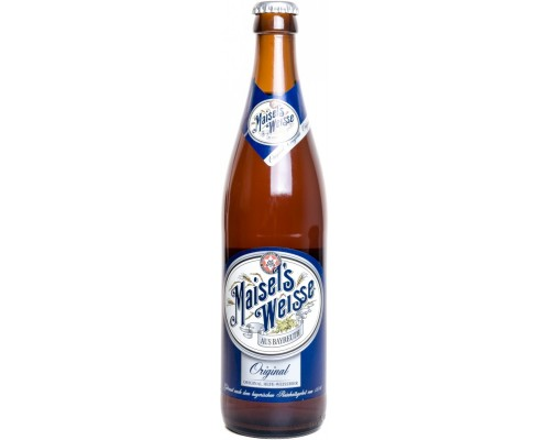 Пиво Maisel's Weisse Original 0.5 л